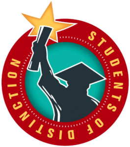 Students of distinction logo