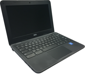 open Chromebook