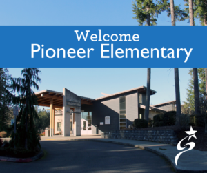 Welcome Pioneer Elementary