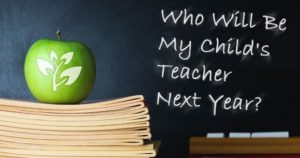 who is my teacher?