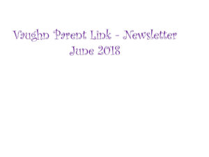Vaughn Parent Link