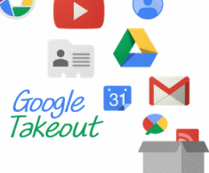 Picture of Google Takeouts