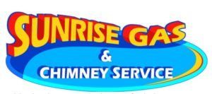 Sunrise Gas and Chimney service logo