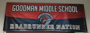 GMS Roadrunner Nation Banner
