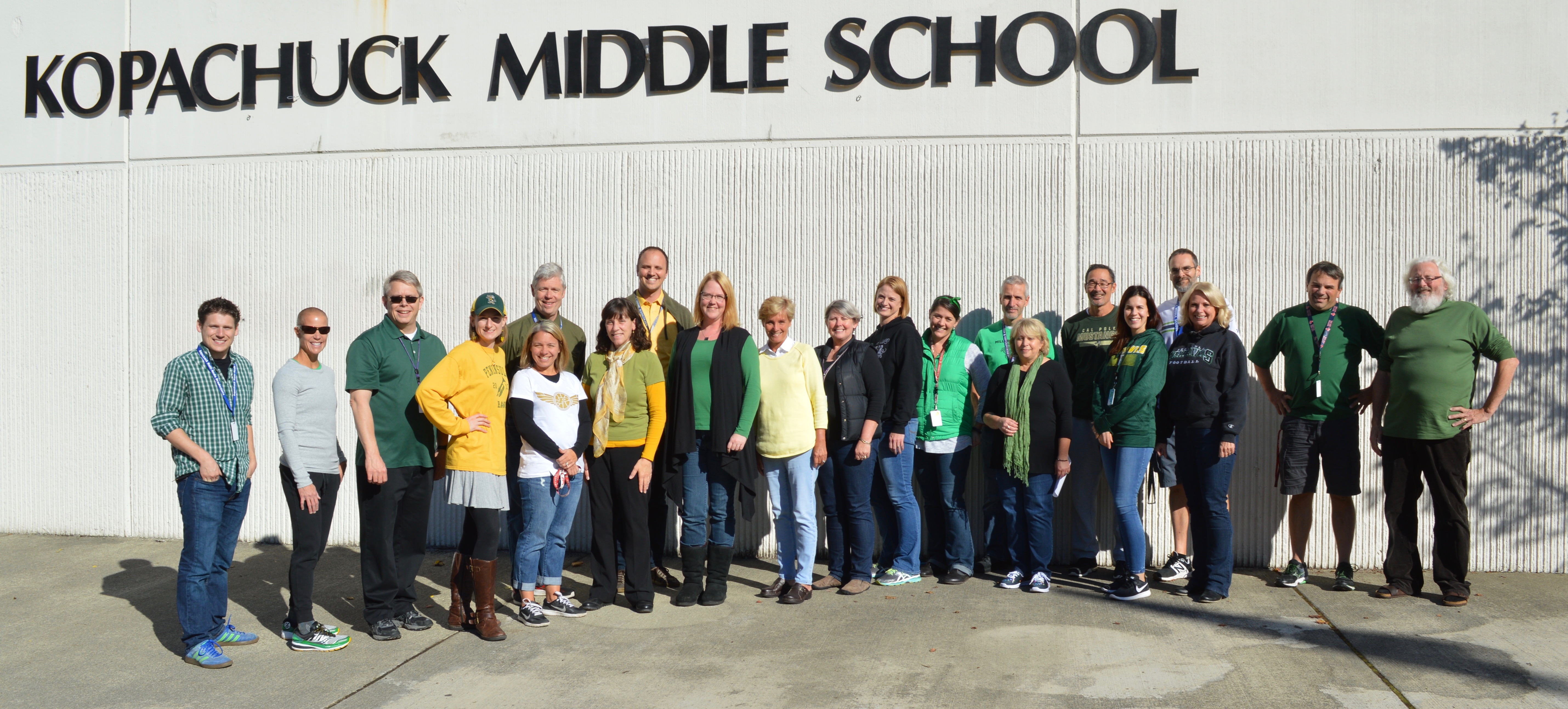 KMS Staff Support PHS