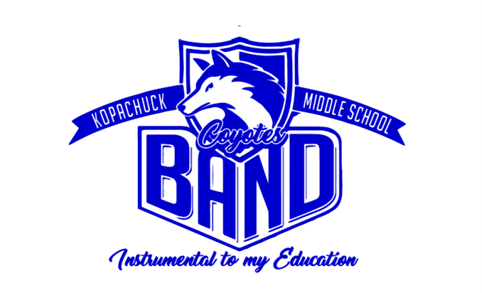 KMS Band Logo 2017